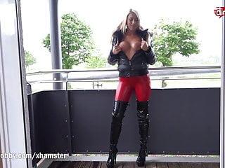 Punished mud wam women porn Mydirtyhobby - anal punishment for kinky busty babe daynia