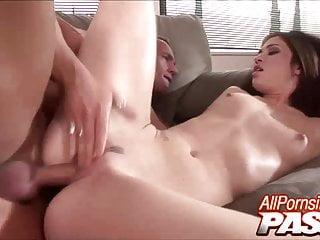 Faith exposed blowjob titfuck video Faith leon shows the way to fuck