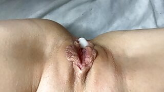 A friend asked me to lick her pussy. Cum in her pussy