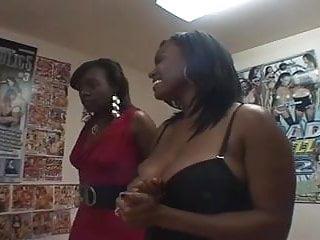 Free busty ebony movie - Busty ebony amateur fucks a white guy...usb