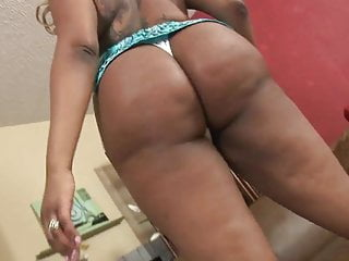 Blonds sucking black dicks - Big ass ebony sucks dick on her knees before fucking