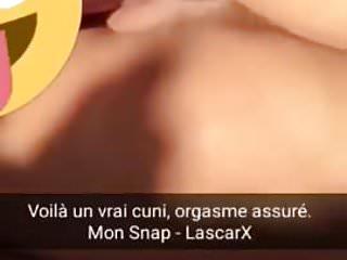 Vrai video amateur sex Voila un vrai cuni orgasme assurer