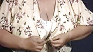 Sandra milking 6