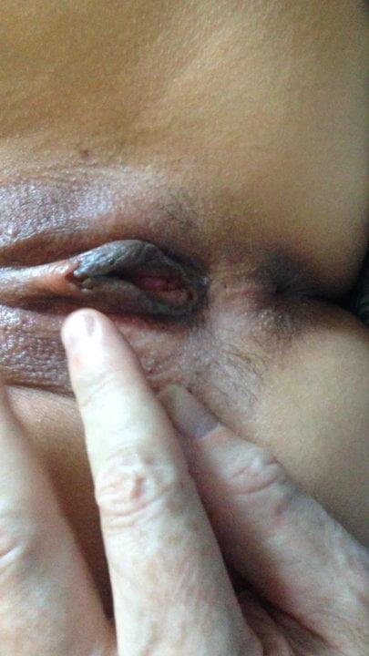 My Asian Vietnamese GF girlfriend - Close up of Pussy & Ass