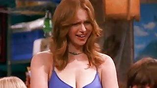 Laura Prepon & Jessica Simpson Big Boobs Hard Nips