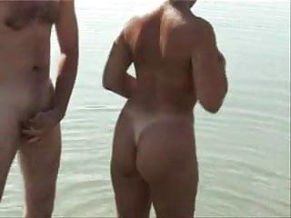 Naturist sex videos Mature naturists going naughty
