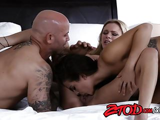 Briana banks blowjob movies - Briana banks and keisha grey loves threesome action