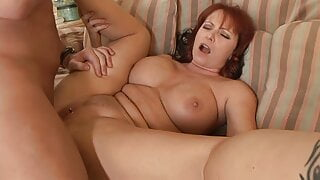 Curvy Milf Kylie Gets DP (4K Upscale)