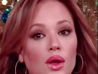 Leah remini naked nude free - Leah remini loop 61