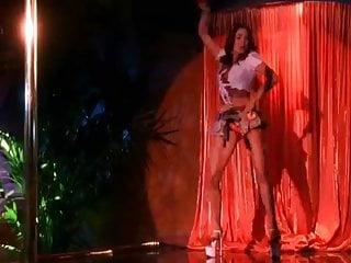 Teri hatcher xxx Teri hatcher striptease
