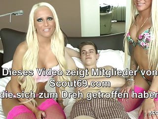First time young gay boys Young boy monster cock first time threesome with two girls