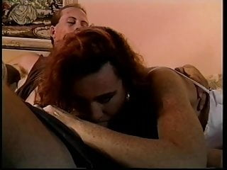 Teen guy long hair - Long-hair guy gets bj and drills horny brunette on couch