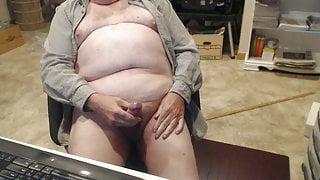 fatcock strokes to porn