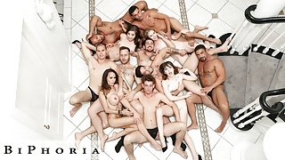 BiPhoria Anniversary VIP Sex Party With Hottest Men & Women