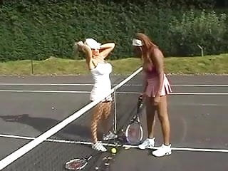 Pro tennis players nude Lesbian tennis players