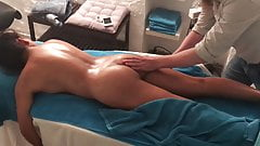 massage with happy ending from strangers