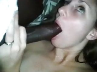 Amater wife fucking black dick - Cheating wife sucking and fucking a huge black dick