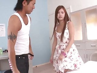 Sexual creampie - Rough sexual trio for young asian, nozom - more at 69avs.com