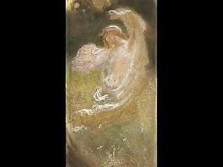 Cartoon porn art work Erotic nymphs and sirens - the art of herbert james draper