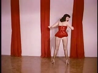 Russian stripper clips Vintage stripper film - b page teaserama clip 1