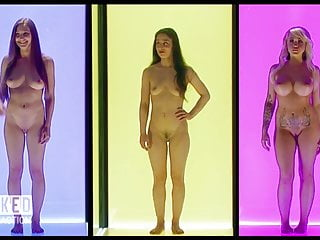 Naked Attraction, German version, clip 4