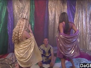 Asian prince xanga - Dagfs babes have a threesome with a prince