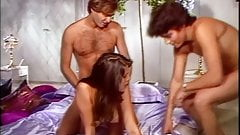 Vintage french orgy group sex hardcore fucking sluts film