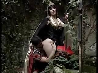 Vagina in ancient art Ancient centurion fucking a courtesan in the wood by pacpac