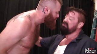 Zack Acland and Mitch Davis (BCBB)