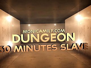 Free 5 min milf video Inside monicamilf s dungeon - 30 min femdom slave