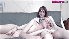 American Ladyboy - Claire Blythe & friends 1