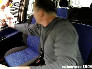 Real hiden sex - Czech bitch - real whore get paid for sex between trucks