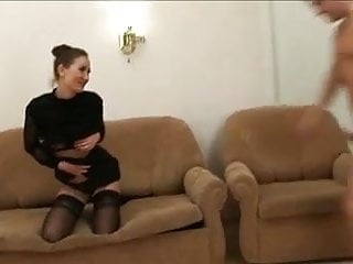 Hottest teachers fuck students - Russian mature teacher fucks many young students
