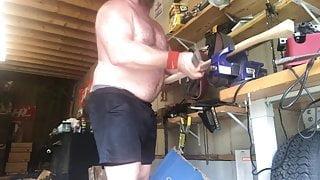 Lumberjack muscle daddy training (soft)