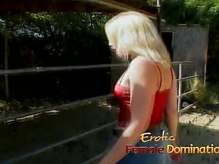 Hot girl tight asshole Kinky stallion has his tight asshole hammered by a hot blond