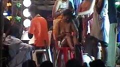 Shamless dance troupe in Andhra Pradesh India