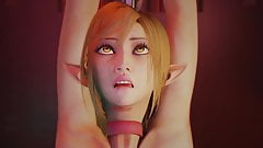 Sinia Succubus Elf