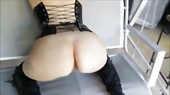 Amateur submissive wives in BDSM compilation 1