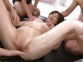 Riko boobs Riko oshima cute babe nailed and made to swallow