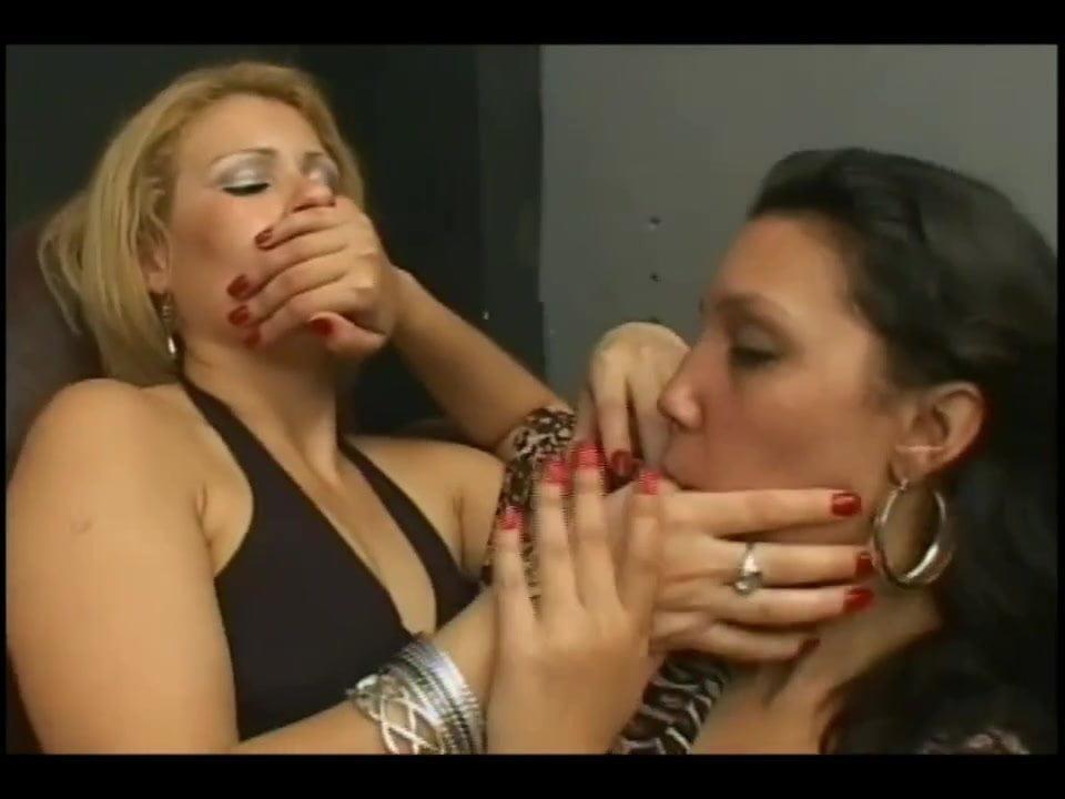 Lesbian Strapon Ass Mouth