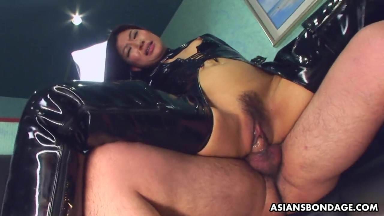 Free download & watch fucking her wet cunt as she wears her pvc boots         porn movies
