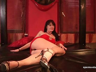Bdsm studio germany Sperma-studio: cum shots fisting - leonie - part12