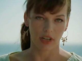 Mila jovovich nude Milla jovovich