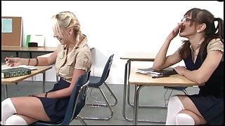 Schoolgirl Roleplay, Lesbian Games