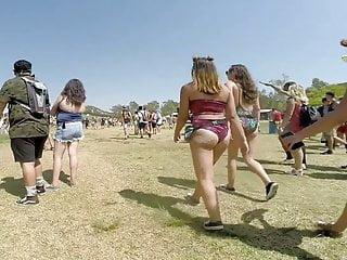 Teen candid nude - Festival teen candid