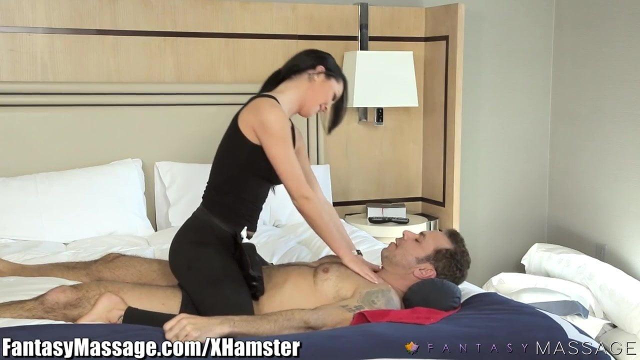 Hotel massage porn