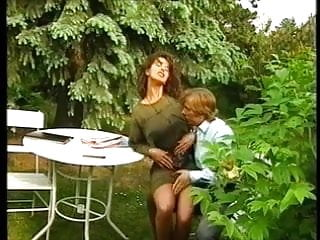 Hungarian 3some ffm movie Italian outdoor 3some ffm sex
