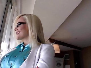 Uniform domination website - Blonde bitch mom from internet-website