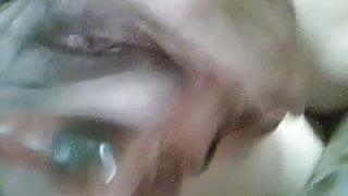 Wife webcam part 4