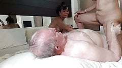 Squirt Crazy Girls - Eating Double Squirts Part 2
